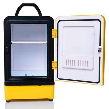 7.5 Ltr Mini Refrigerator for Home & Car