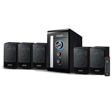 Mitashi HT 35B 5.1 Multimedia Speakers - Black