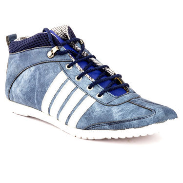 Big Wing Synthetic Leather Sneaker Shoes -Bt095