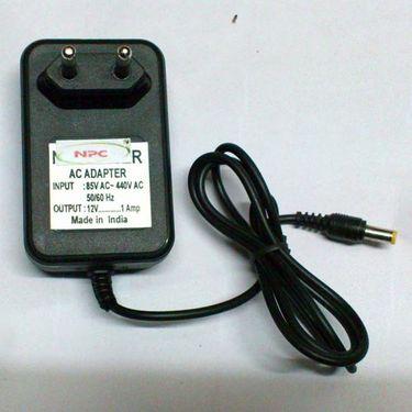 NPC 12 V 1 Amp Power Adaptor