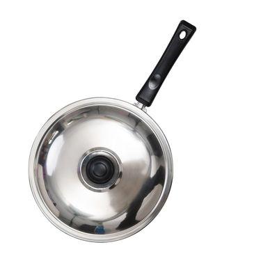 Nirlon Non-Stick Frypan With Lid-25 Cms_NR48017