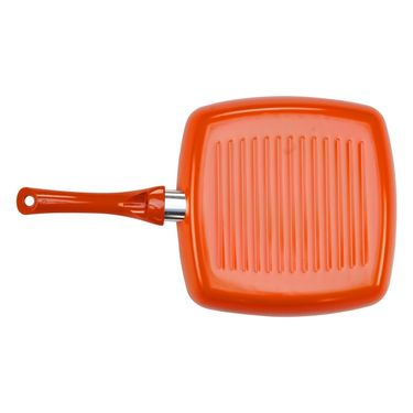 Nirlon  4 Layer Ceramic Grill Pan 24.5 cm_NR48819