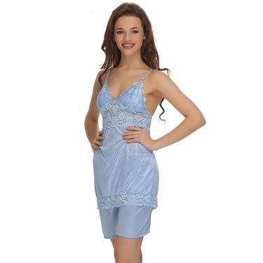 Set Of 14 Pcs Clovia Nightwear, Bra & Brief Set -NSC301C99