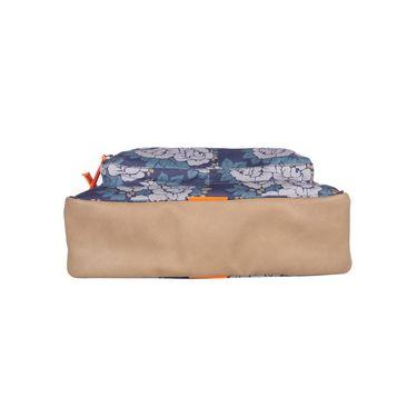 Be for Bag Canvas Backpack Blue -Nereza