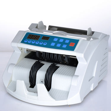 Advanced Money Counting Machine with Fake Currency Detector
