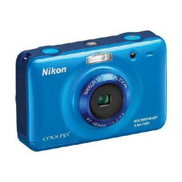 Nikon Coolpix S30 Digital Camera