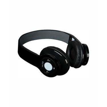 Vibrandz BQ-605 Wireless Bluetooth Headset - Black
