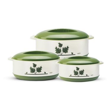 Milton Casserole Orchid Gift Set-Green FG-THF-FTK-0166