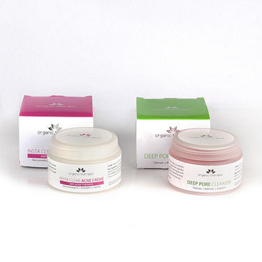Organic Therapie Cure Acne Combo (50g)
