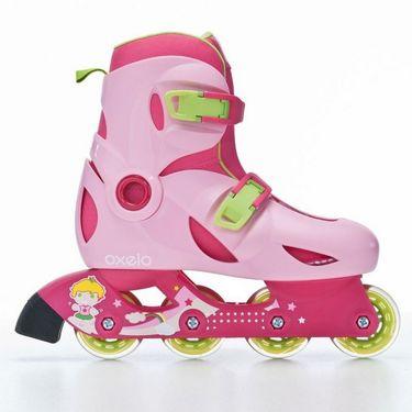 Oxelo Play3 Skates 11.5-13 Uk - Pink