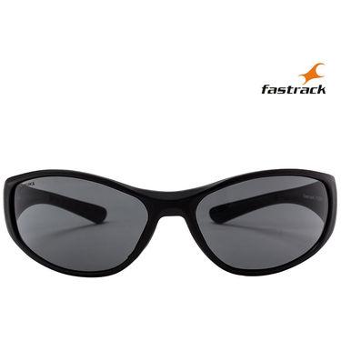 Fastrack Wayfarer Sunglasses For Unisex_P120bk1 - Black