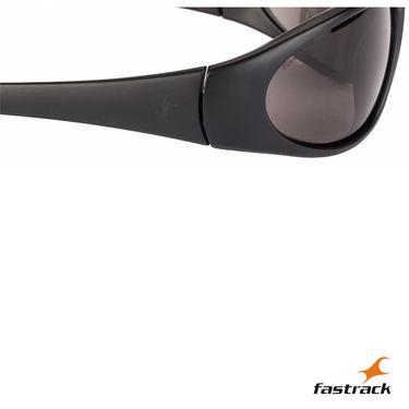 Fastrack Wayfarer Sunglasses For Men_P136bk1 - Black