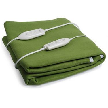 Set of 2 Expressions Polar Fleece Electric Double Blankets-POLAR02DB