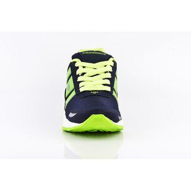 Provogue Mesh Sport Shoes Pv1098-Navy & Lt.Green-40