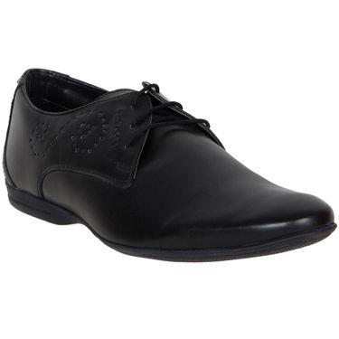 Provogue Black Formal Shoes -yp10