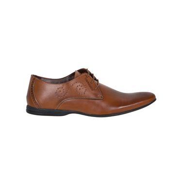 Provogue Tan Formal Shoes -yp12