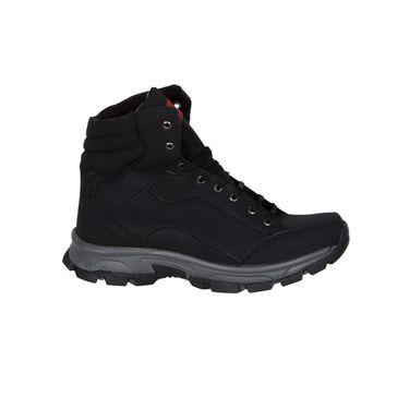 Provogue Black Casual Shoes -yp30