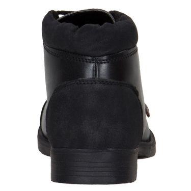 Provogue Black Casual Shoes -yp49