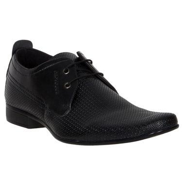 Provogue Black Formal Shoes -yp51