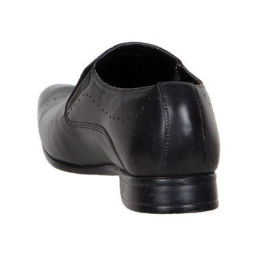 Provogue Black Formal Shoes -yp59