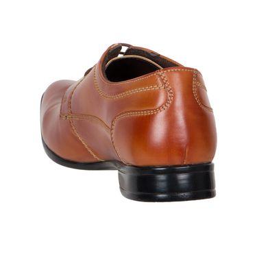 Provogue Tan Formal Shoes -yp63