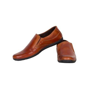 Provogue Tan Formal Shoes -yp71