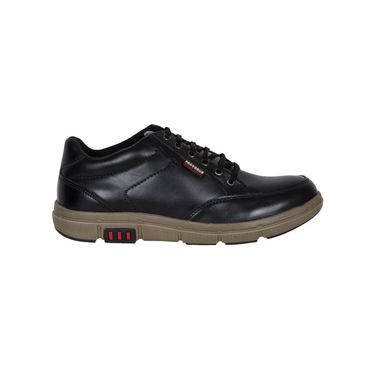 Provogue Black Casual Shoes -yp93
