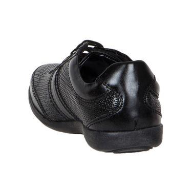 Provogue Black Casual Shoes -yp100