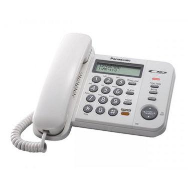 Panasonic KX-TS580MX Corded Phone - White