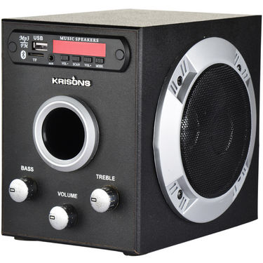 Portable Bluetooth Speaker with FM, USB, SD Card, AUX