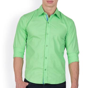 Pack of 3 Incynk Plain Cotton Shirt_qsc57
