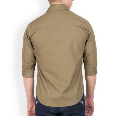 Pack of 5 Incynk Plain Cotton Shirt_qsc62