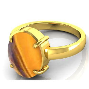 Kiara Jewellery Certified Quartz 3.0 cts & 3.25 Ratti Quartz Ring_Qzry