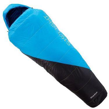 Quechua S15 Light Left Zip Hiking Sleeping Bag Size - L