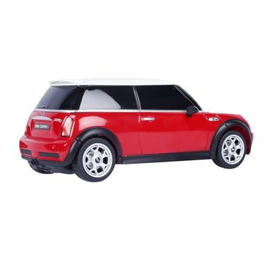 BMW Mini Cooper S 1:24 Remote Control Toy Car Model - Red