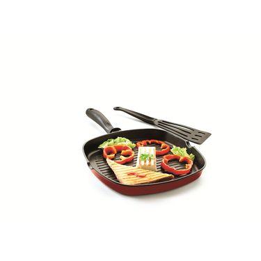 RECON GrillChef Non Stick Grill Pan 24_RGRPAN24