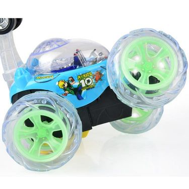 ROCK n ROLL RC  Car with Remote, Music, Flashing Lights