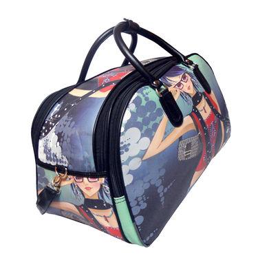 Donex Duffle Bag RSC07 -Multicolor