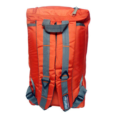 Donex Orange Duffle Bag -RSC00806
