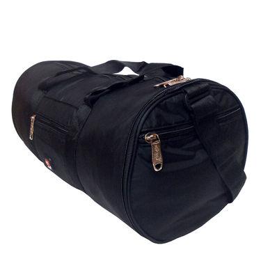 Donex Black Gym Bag -RSC00808