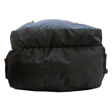 Donex Designer Light weight College Backpack Black_RSC00883