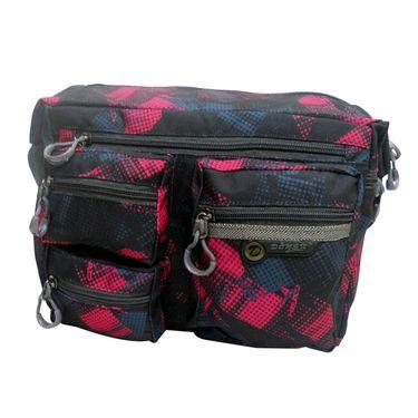 Donex Beautiful Printed Unisex Messenger Bag Multicolor _RSC00943