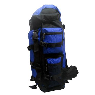 Donex Water Resistant High quality 43 litre Rucksack in Royal blue & Black Color_RSC00950