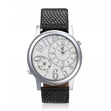 combo of Rico Sordi Analog Wrist Watch + Sunglasses_RSD34_WSG