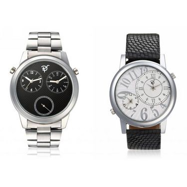 Set of 2 Rico Sordi Analog Wrist Watches_RSD53_S2_LS