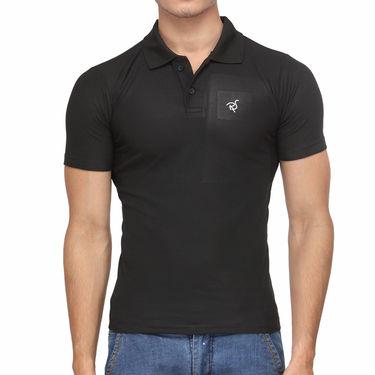Pack of 7 Rico Sordi Half Sleeves Plain Tshirts_RSD757
