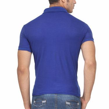 Pack of 3 Rico Sordi Half Sleeves Plain Tshirts_RSD760