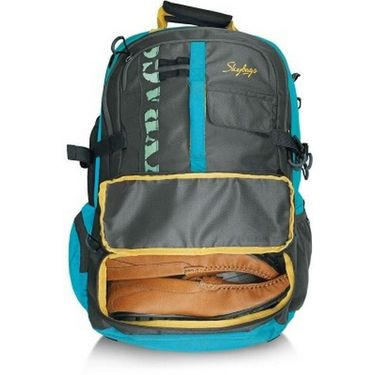 Skybags Blue Laptop Backpack_Pacific 35 Blue