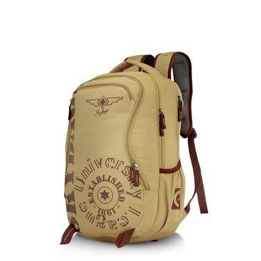 Skybags Brown Laptop Backpack_Raider 02 Brown