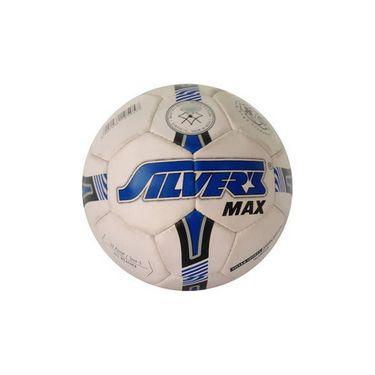 Silver's (Size-5) Max Silfbmax Football - White